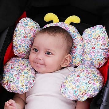 DIVAND Lindo bebé Cuello Apoyo Almohada, Almohada de Viaje ...
