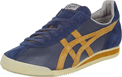 online store cb484 1fcf9 Onitsuka Tiger Corsair Vin Shoes Blue Size: 10.5: Amazon.co ...