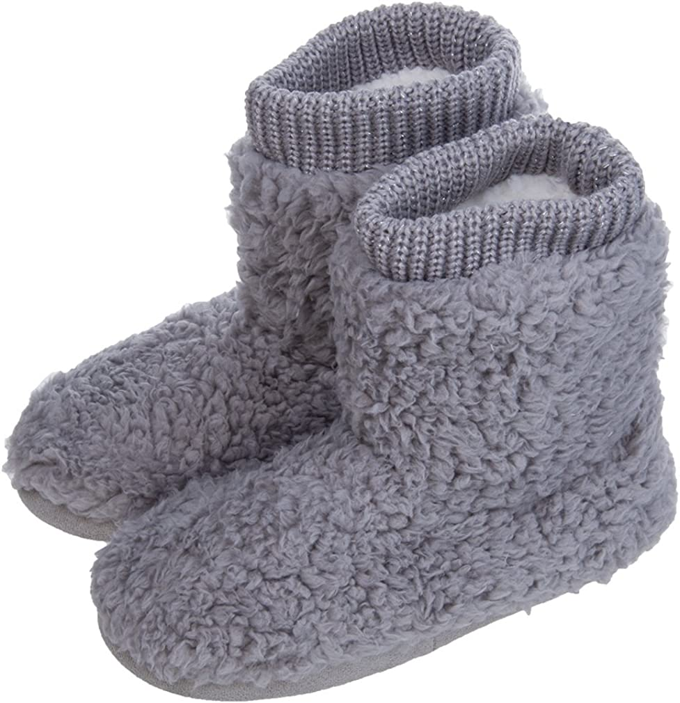 Ankle Boot Slippers