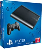 Sony PlayStation 3 Console 12GB Black R Chassis (PS3)