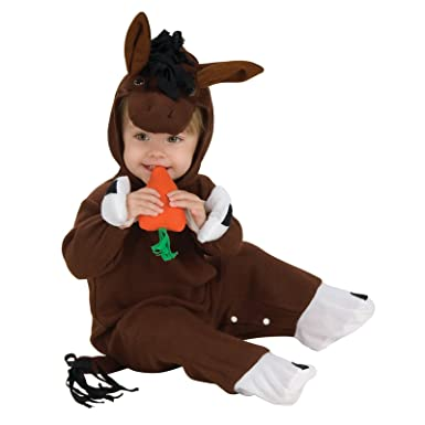 Disfraz de Caballo con sonido de 6 a 12 meses: Amazon.es: Ropa y ...