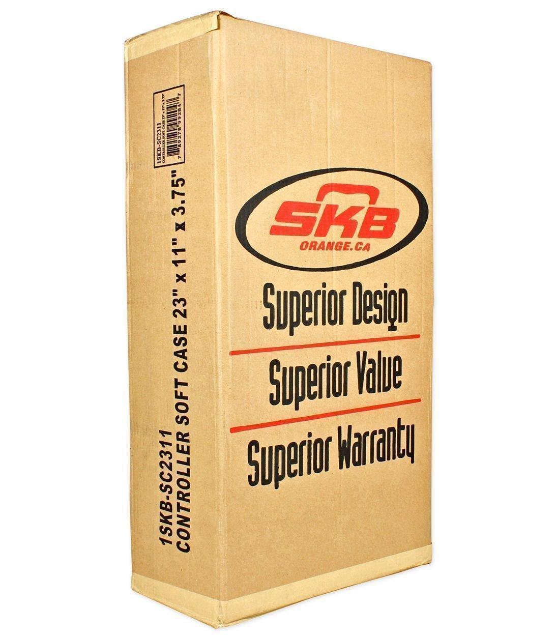SKB 1SKB-SC2311 23'' Soft Heavy Duty Padded Keyboard Controller Canvas Case