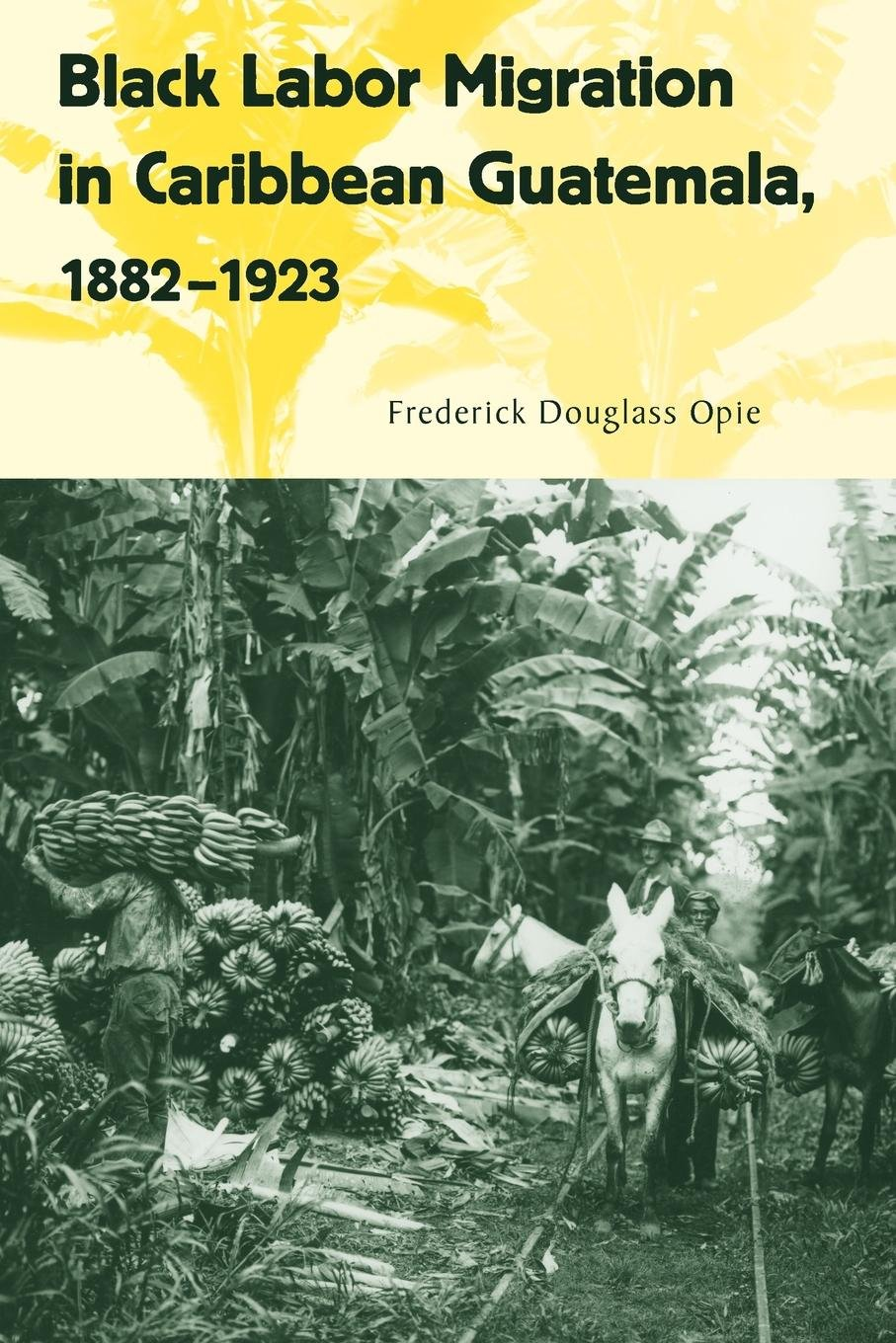 Black Labor Migration in Caribbean Guatemala, 1882-1923 (Working in the Americas) PDF