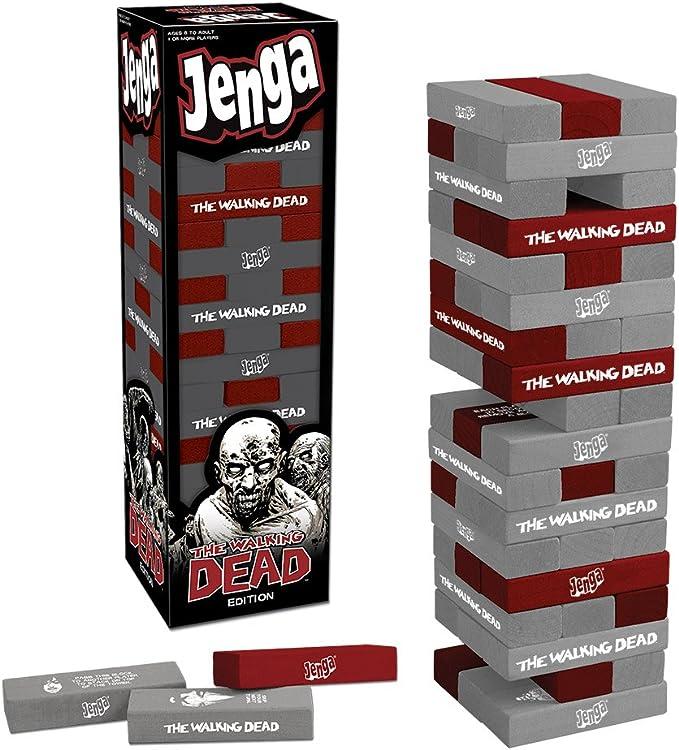 Jenga: The Walking Dead Game: Amazon.es: Juguetes y juegos