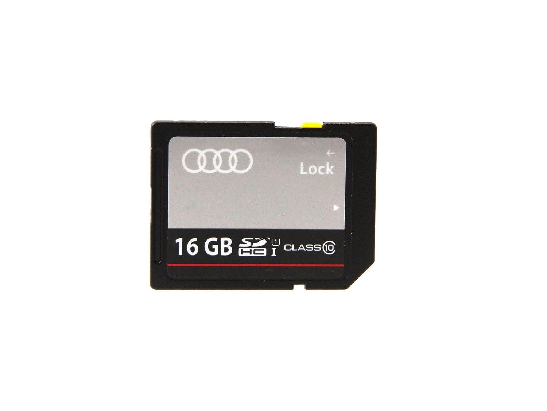 AUDI 8r0063827h Tarjeta SDHC, 16 GB