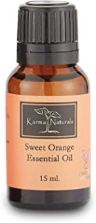 product image for Karma Organic's Sweet Orange Essential Oil Skin & Hair Care (15 ml)