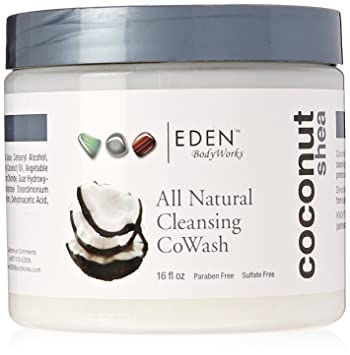Image result for eden bodyworks coconut shea cleansing cowash