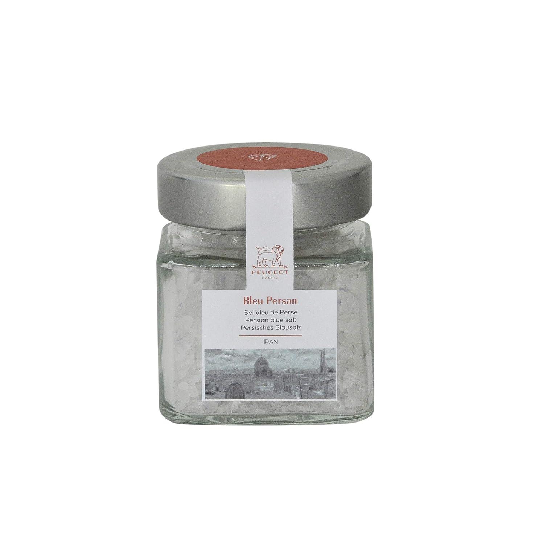Peugeot 35501 Iran-140g Persian Spice Cube-Blue Salt Iran 140g Clear