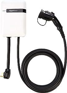 AmazonBasics Electric Vehicle (EV) Level 2 Charging Station, 32 Amp - 18 feet