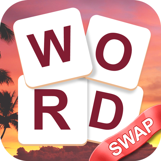 Word Tour Swap: Search, Link & Spell Puzzle Games