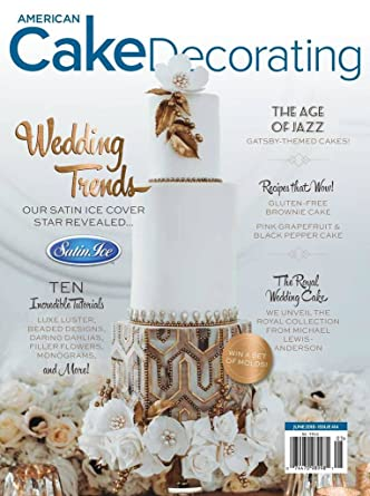 American Cake Decorating Magazine: Amazon.com: Magazines