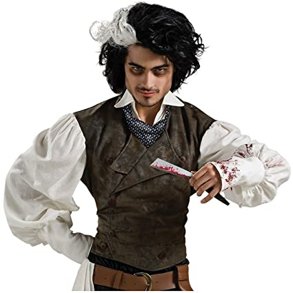 Sweeney Todd Wig Costume Accessory