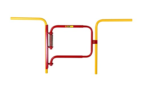 Little Giant SGS-R Red Adjustable Spring Safety Gate