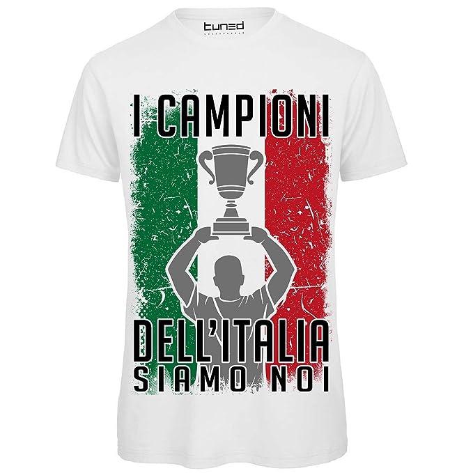 Maglietta Uomo Stampa ChemaglietteT Con Shirt Divertente v80mwNn