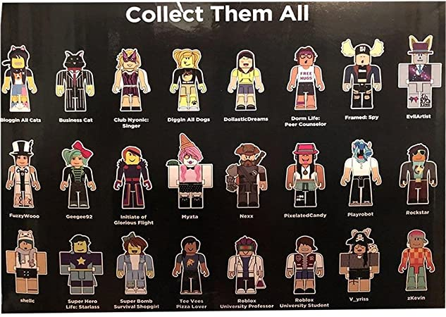 Amazon Com Roblox Gold Series 1 Celebrity Collection Serie 3 4 Amazon Com Roblox Series 1 Gold Celebrity Edition Mystery Blind Figure Sealed Pack Lot Bundle Of 6 Cubes Toys Games