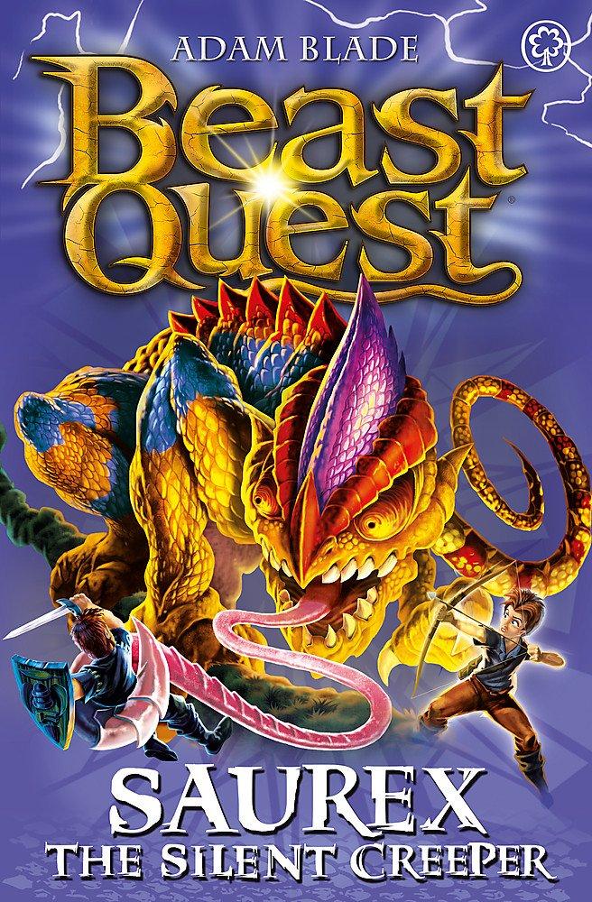 Download Beast Quest: 94: Saurex the Silent Creeper PDF