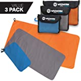 WildHorn Outfitters Outfitters Microlite Microfiber Quick Dry Travel/Camping Towel