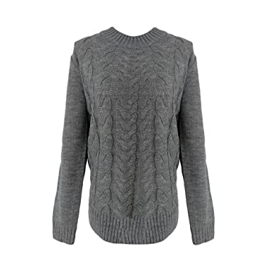 Amazon.com: KaiCran Sexy sweaters For women Cotton Pullover ...