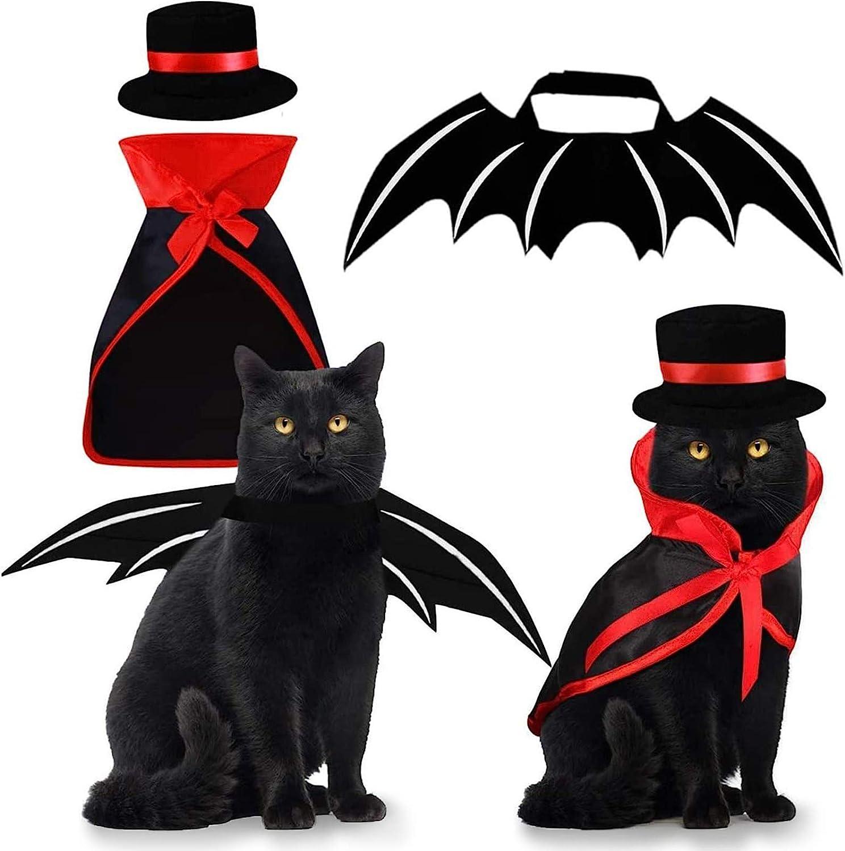 Velvet #Bat Wings Dracula Vampire Fancy Dress Halloween Accessory