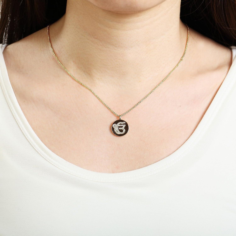 Amazon ek onkar elegant fashion pendant necklace jewelry aloadofball Images
