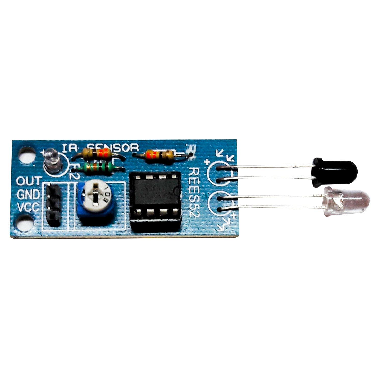 Silicon Techno Labs IR Proximity Sensor: Amazon.in: Industrial ...