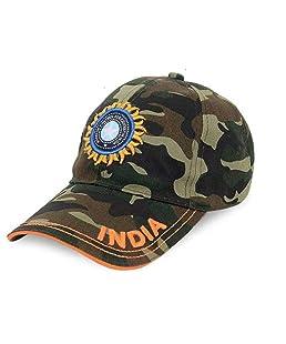 Huntsman Era Men's Military Baseball India Cricket Cap