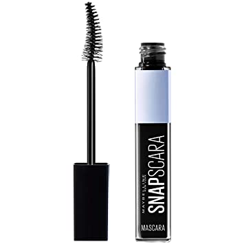 f7528a25c68 Amazon.com: Maybelline New York Snapscara Washable Mascara, Pitch ...