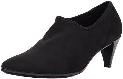 f08e5e10dcc ECCO Women s Women s Shape 45 Sleek Slip On Dress Pump Black