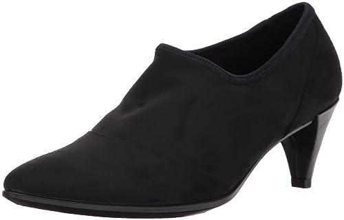 Womens Shape 45 Pointy Sleek Closed-Toe Pumps, 11 Ecco