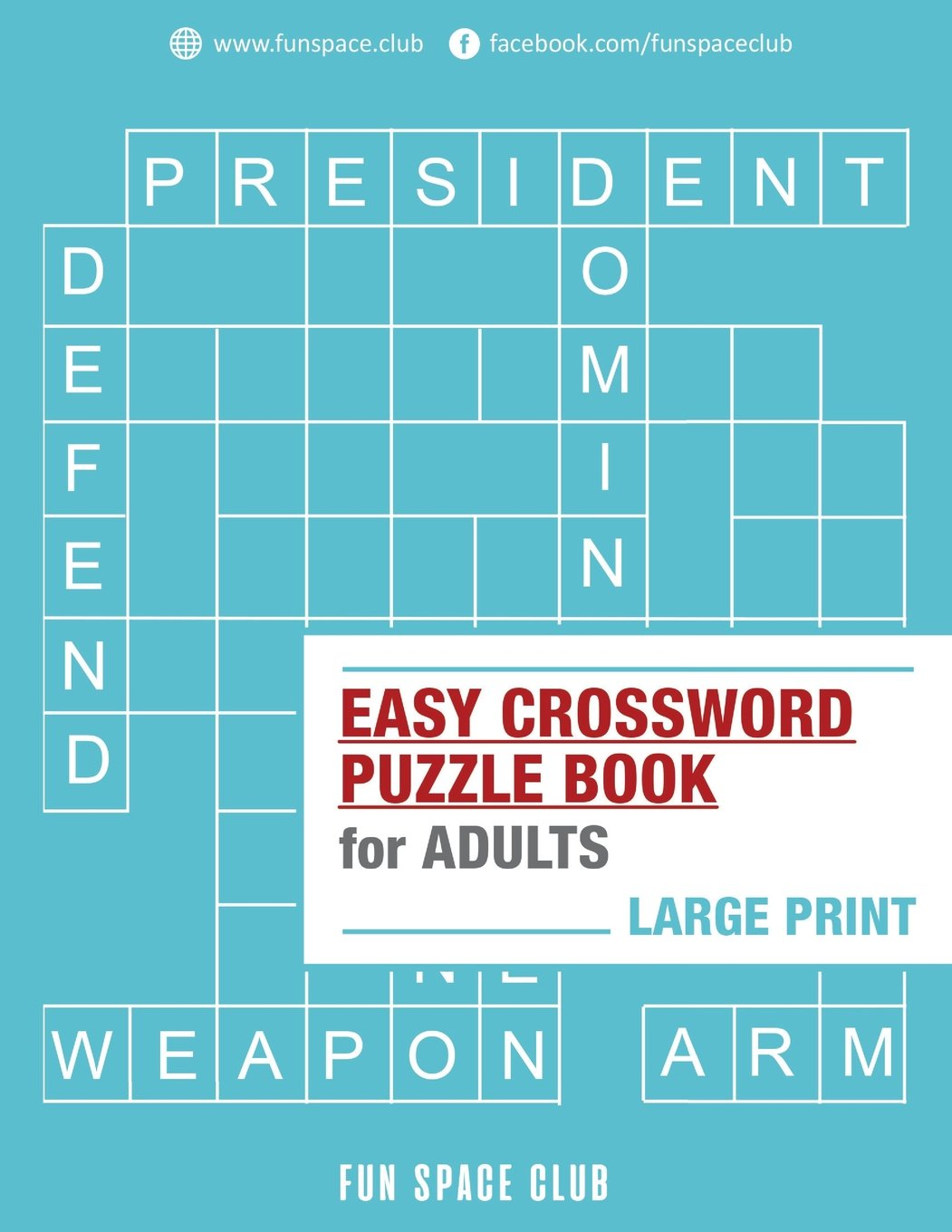 Easy Crossword Puzzle Books For Adults Large Print Crossword Easy Puzzle Books Volume 1 Crossword And Word Whizzle Search Puzzle Books For Adults Amazon Co Uk Dyer Nancy 9781720470168 Books