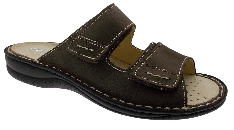 M2542 ciabatta sabot extra large de semelle amovible réglable orthopédique:  Amazon.fr: Chaussures et Sacs