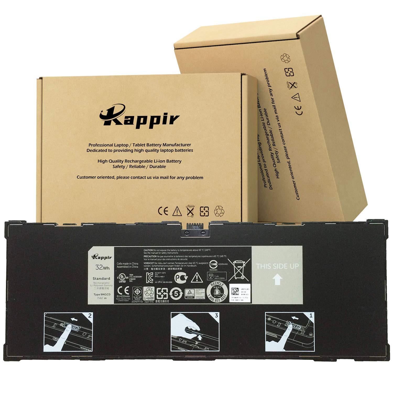 Bateria Para Dell Venue 11 Pro 5130 5130-9356 7130 7139 32 5