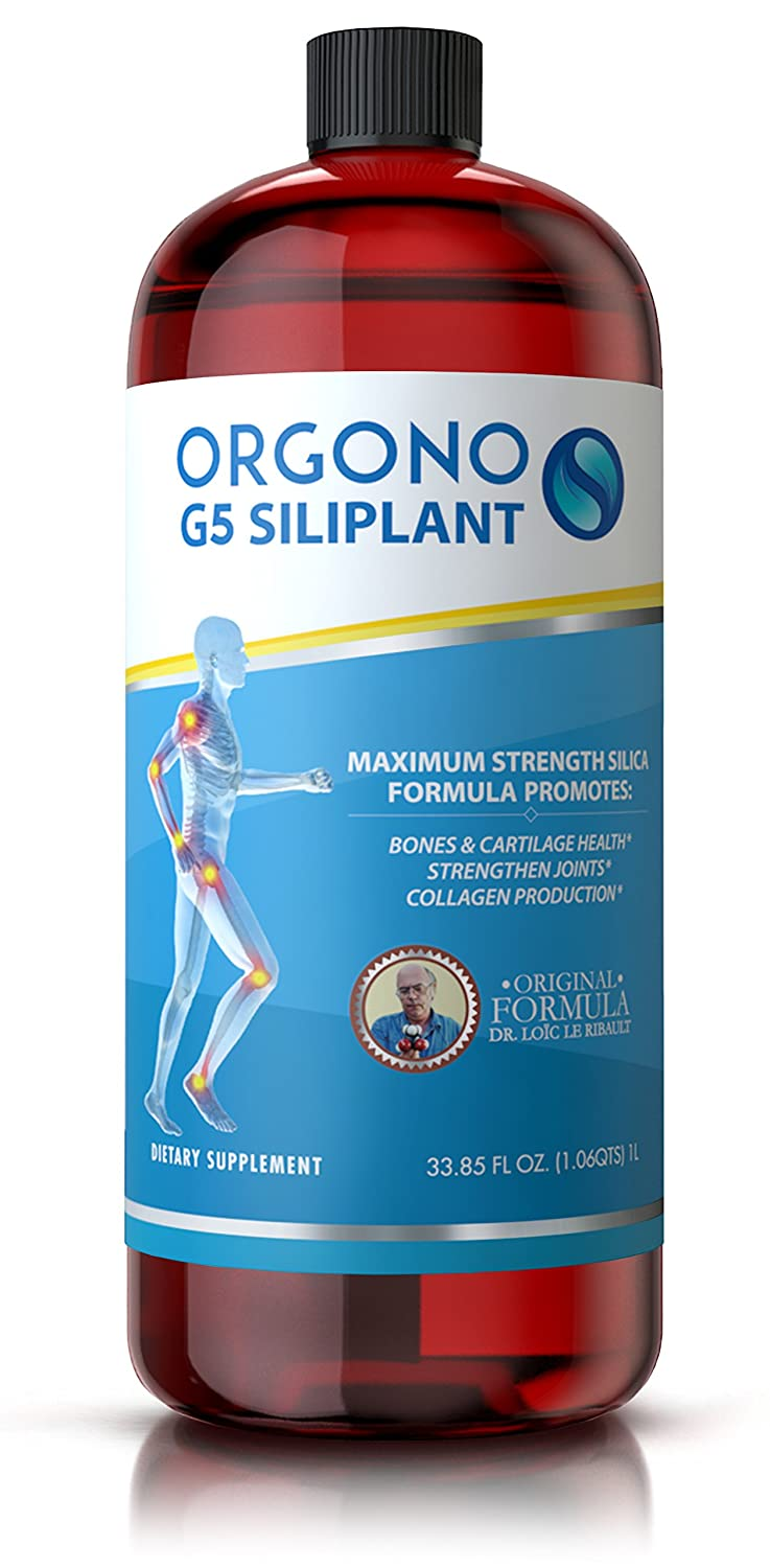 Orgono G5 Siliplant- Organic Silica for Bones Joints and Muscles
