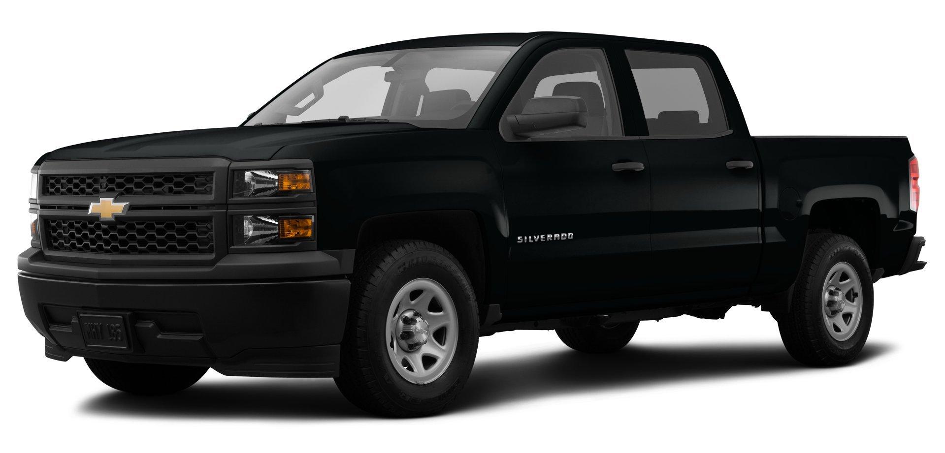 "... 2015 Chevrolet Silverado 1500 Work Truck, 2-Wheel Drive Crew Cab 153.0"""