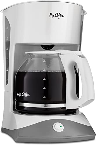 Mr. Coffee 12-Cup Manual Coffee Maker