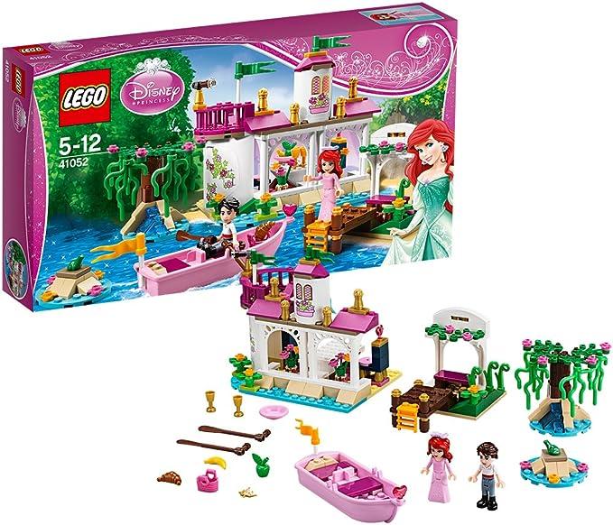 Lego Disney Princess - El Beso mágico de Ariel (41052): Amazon.es: Juguetes y juegos