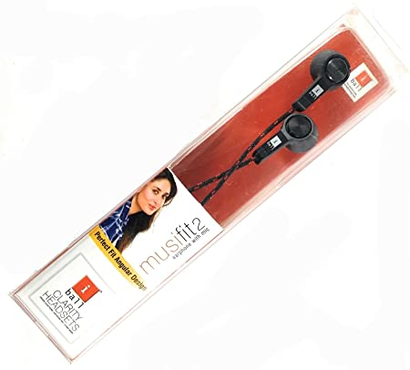 iBall MusiFit2 In Ear Headset with Mic