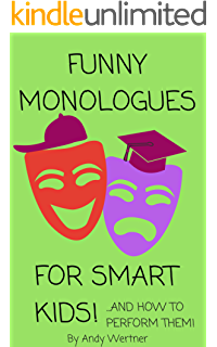 Magnificent Monologues For Kids The Kids Monologues Source For Every Occasion Hollywood 101 Book 1 Ebook Chambers Stevens Renee Rolle Whatley Steven Woolf Karl Preston Amazon Ca Kindle Store