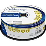 MEDIARANGE MR222 Slug and Storage Media CD-R 48 x 900MB/100min Cake25