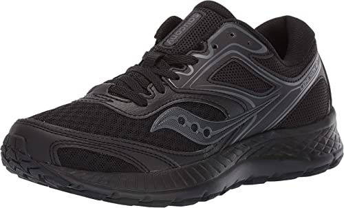 Saucony Versafoam Cohesion 12 Donna NeroNero: Amazon.it