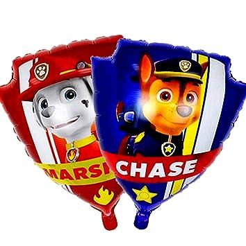 FIESTADEKOR 1 Globo Patrulla Canina Chase /Marshall ...
