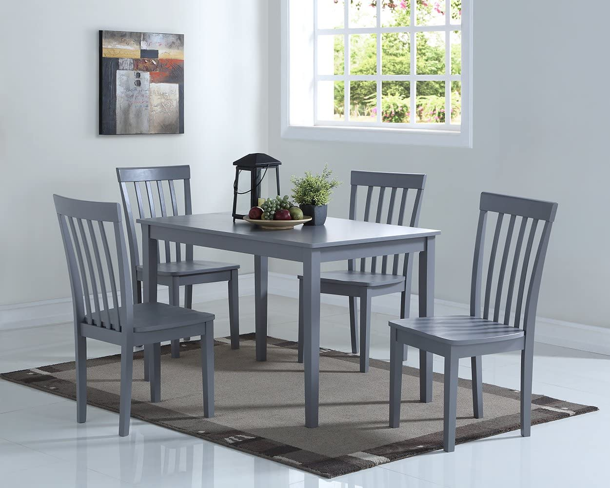 Angel Line Dining Set 5-Piece