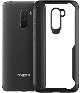 new product 2303f da6c7 Ringke Compatible with Poco F1 Back Case Cover: Amazon.in: Electronics