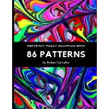 86 Patterns: Abstract Adult Coloring Book