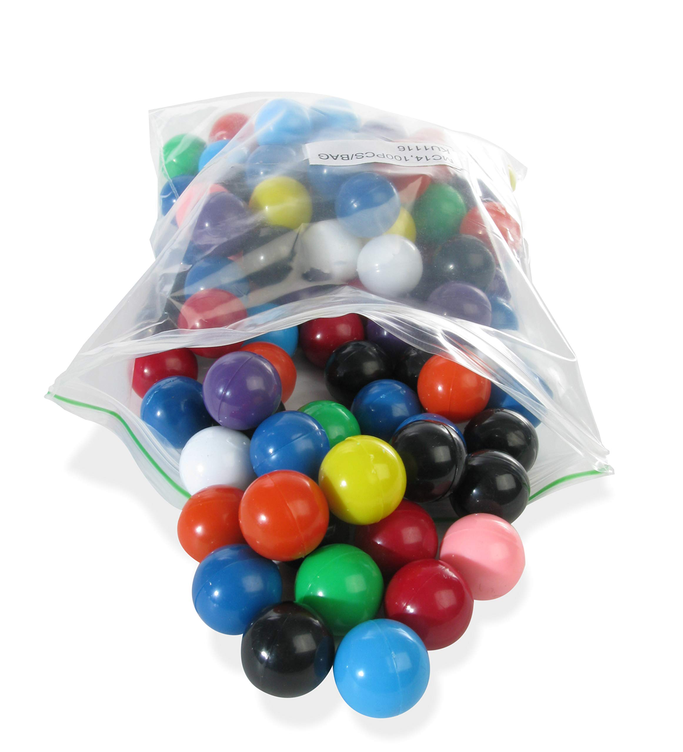 American Educational Magnetic Marble, 2/3'' Diameter (Bag of 100) by American Educational Products (Image #3)