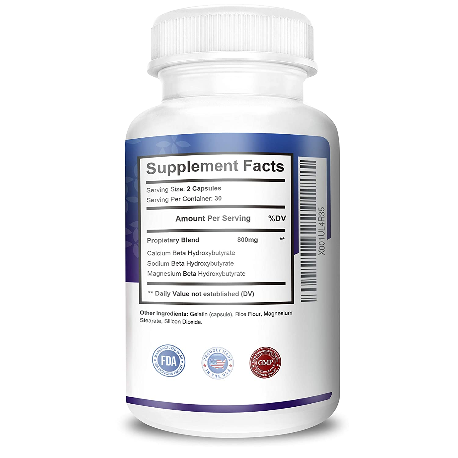 premier diet keto supplement facts