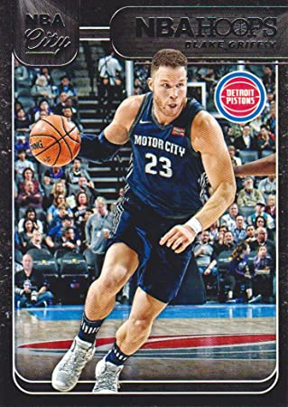 cheap for discount dce9e 93c44 2018-19 NBA Hoops Basketball NBA City #NBA-9 Blake Griffin ...