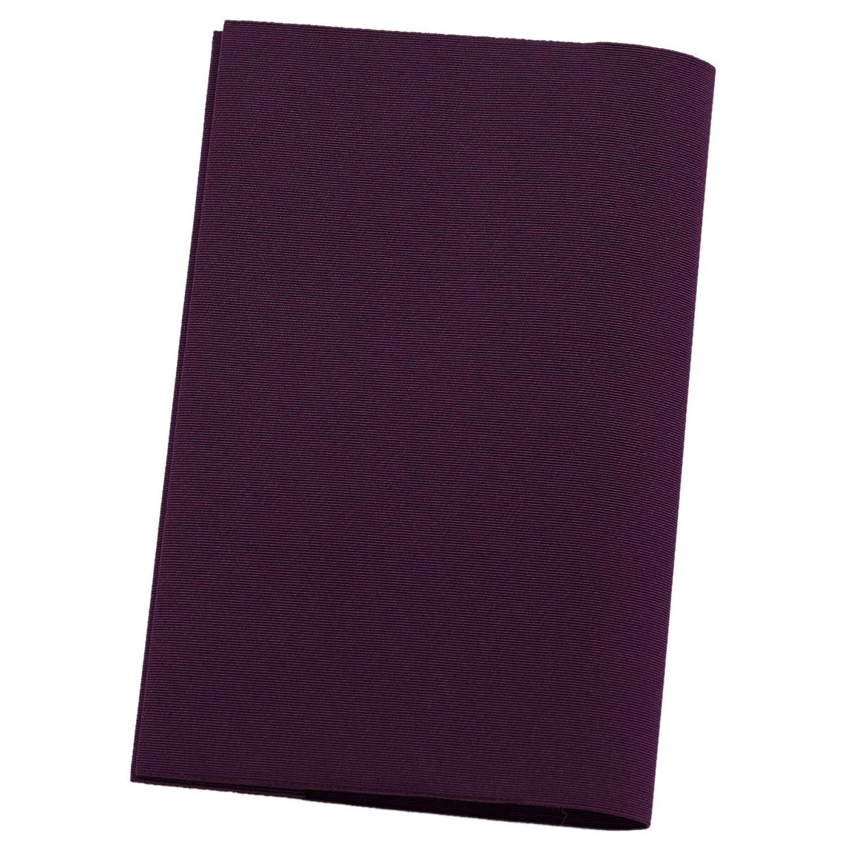 大きめ ふくさ 袱紗 慶弔両用 結婚式 葬式 日本製 京都 西陣織 綴 絹 金封ふくさ 紫 B00P1CCWI0
