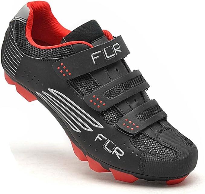 FLR Hombre F-55. II MTB Zapatillas de ciclismo para bicicleta ...