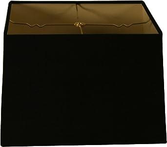 Royal Designs - Pantalla para lámpara (cuadrada, parte trasera ...